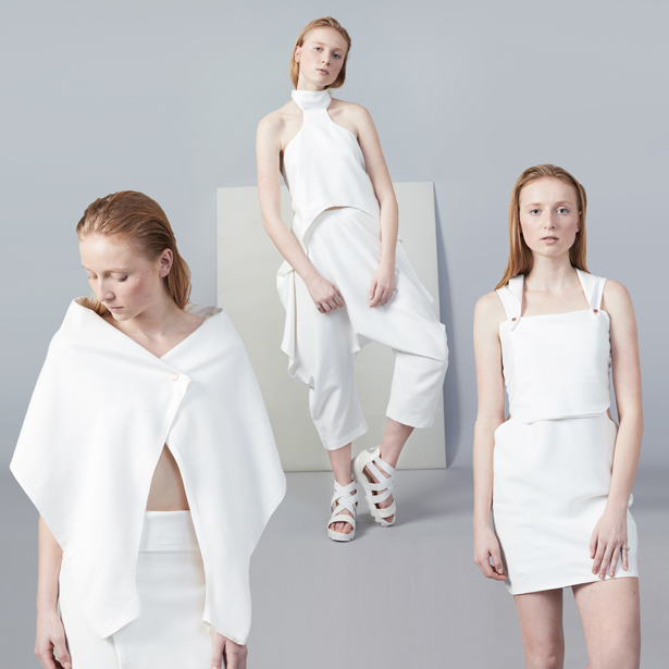 Omdanne Convertible Biodegradable Clothing by Cristina Dan - A'Design Award and Competition Winners 2018-2019
