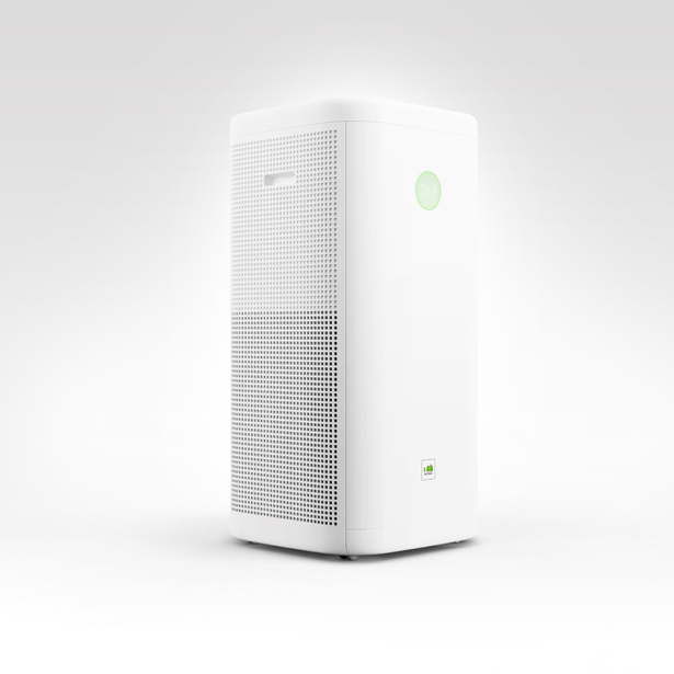 A'Design Awards and Competition 2018-2019 - Call for Submissions - JosÉ Tronco Air Purifier by Smartisan ID Team