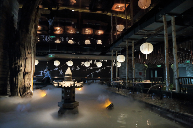 A'Design Awards and Competition 2018-2019 - Call for Submissions - The Oriental Style Restaurant Interior Design by Chin-Lien Lin