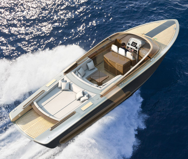 Turbocraft Thunderclap Boat by Turbocraft Design Team - A' Yacht and Marine Vessels Design Award Winners