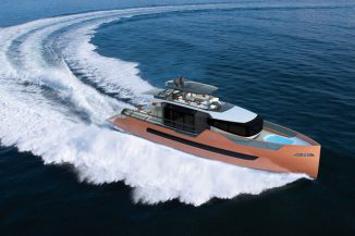 A' Yacht and Marine Vessels Design Award Winners