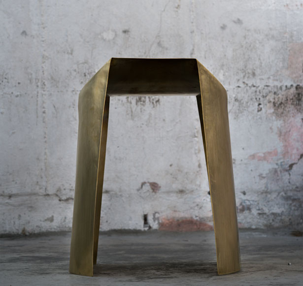 A SHEET OF STOOL by Napp Studio & Architects