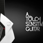 A Touch Sensitive Guitar For Future Generation