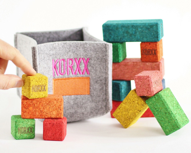 A' Toy, Games, and Hobby Products Design Award Winners - Brickle C by Kuch Design