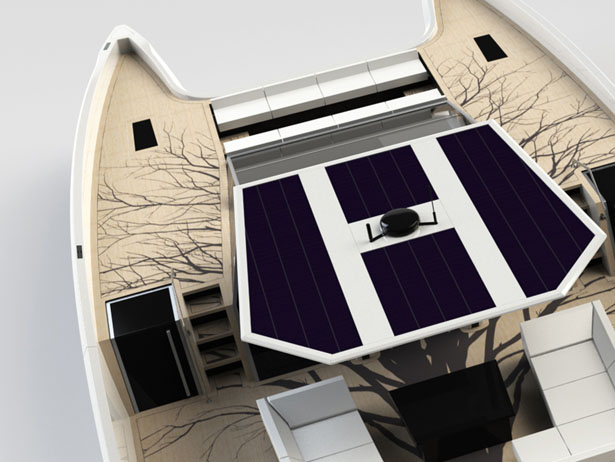 A50 Open Catamaran by Janne Leppanen Design
