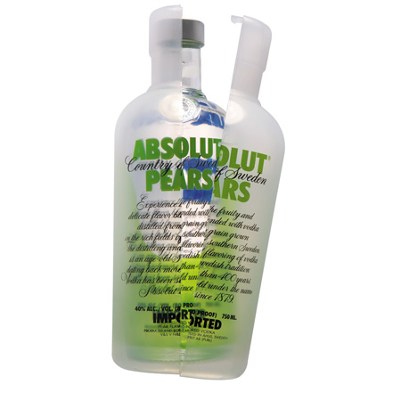 absolut vodka dual package