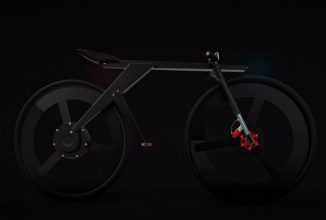 AC Bike 2.0 Combines Mountain Bike, Fixie Style, and An Electric Motor