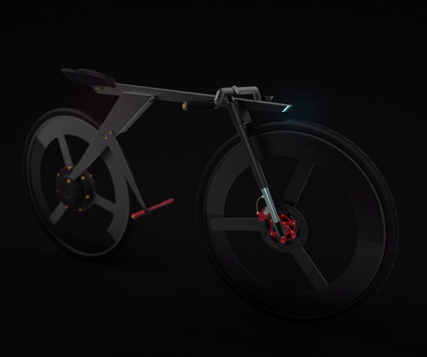 AC Bike 2.0 by Alex Casabo