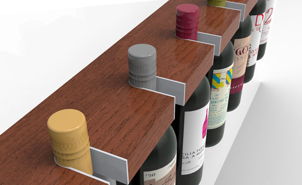 AC Bottle Holder by Alex Casabo