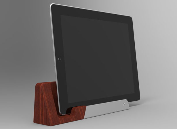 AC iPad Stand by Alex Casabo