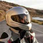 ACH-1 Air-Conditioned Motorcycle Helmet for Comfortable Riding in Warm Weather