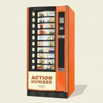 Action Hunger Vending Machines for Homeless People