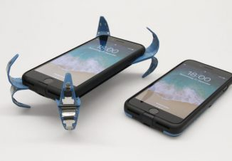 ADcase : Active Damping Case Is Like An Airbag to Your Phone