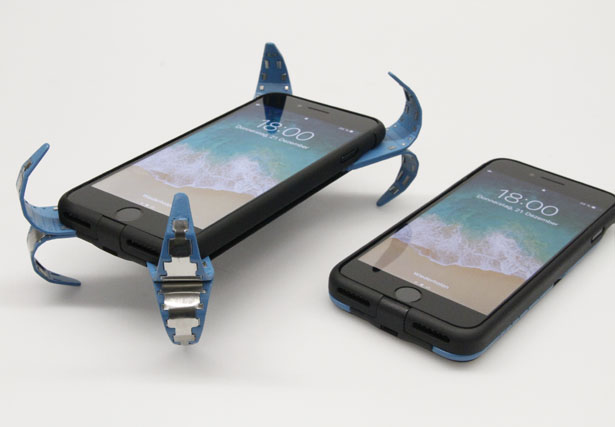 ADcase : Active Damping Case Is Like An Airbag to Your Phone by Philip Frenzel