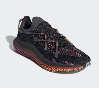 Adidas 4D Fusio Shoes Complement Your Urban Lifestyle
