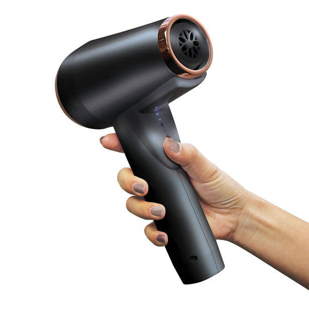 Advanced Rechargeable Cordless Hair Dryer
