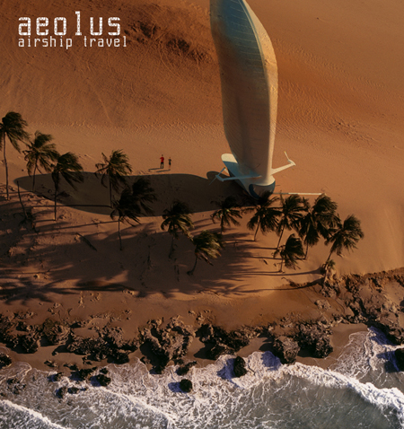 aelous airship travel