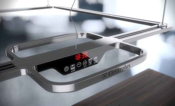 Aeolus Electrolux Resource Kitchen