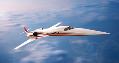 If You Are Super Duper Rich, You Can Buy Aerion Supersonic Business Jet