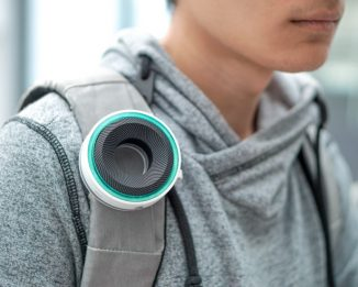 Aero – Wearable Air Quality Monitoring Device for Urban Dwellers