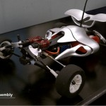 Aero RC Car Concept by James Cha