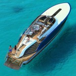 Aeroboat S6 Yacht Is Powered by Rolls Royce