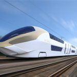 AeroLiner3000 Double-Deck High-Speed Train Concept for UK