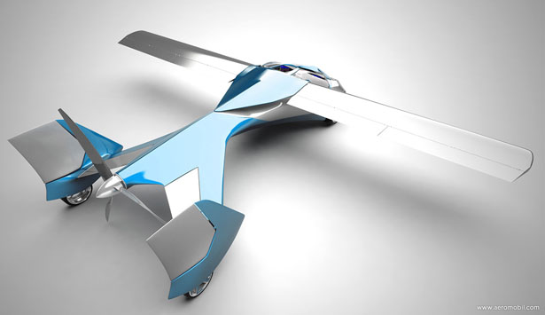 Aeromobil Flying Concept Car