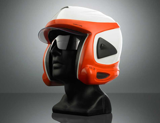 Aeros Backcountry Ski Helmet by Christina Hsu