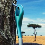 African Wrench Tool to Tap Acacia Senegal Tree For Acacia Gum