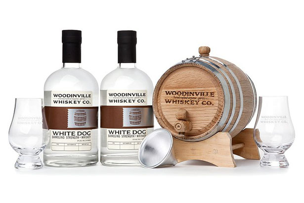 Age Your Own Whiskey Kit by Woodinville Whiskey