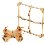 Affordable DIY ahaDRONE Kit Cardboard Drone