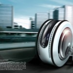 Aiolos : Futuristic Vehicle That Generates Its Own Energy From The Wind