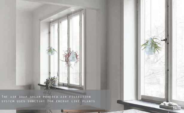 Air Drop Provides You Cleaner Indoor Air Quality