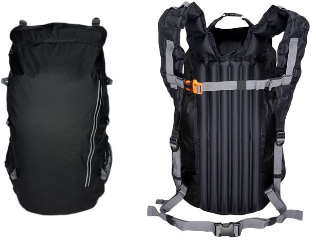 Air Pack Lightweight Backpack by Trexad