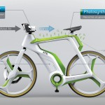 Air-Purifier Bike Filters The Air and Produces Oxygen to Reduce Air Pollution