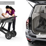 Air Shield - Concept Baby Stroller Protects Your Baby from Polluted Air