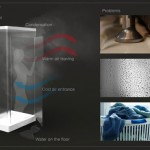 Air Shower : Washer and Dryer Shower System Reduces Bath Towel Washing