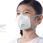 Air+ Smart Mask : Ergonomic Concept Face Mask with Add-on Micro Ventilators System
