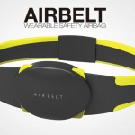 Airbelt : Wearable Safety Airbag Protects Its User's Body In A Crash