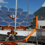 IBM and Airlight Energy Are Developing Affordable Solar Power Technology