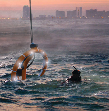AIRO Provides Quick And Safe Airborne Rescue Mission For Efficient Water Rescue