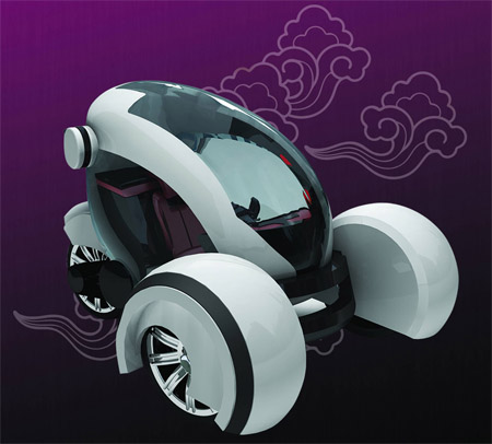 airwaves car concept