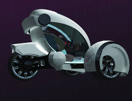 airwaves city car concept