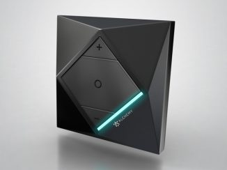 Stylish Alchemy Diamond Inspired Smart Switch for Your Smart Home