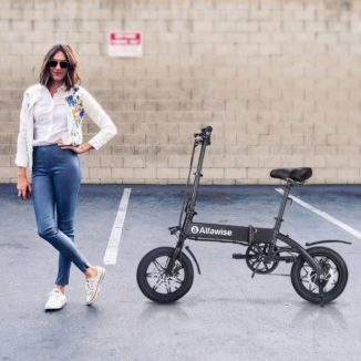Alfawise X1 Folding E-Bike – Affordable and Reliable Foldable Electric Bike for Urban Environment