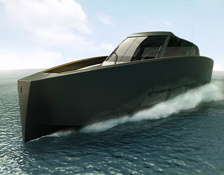 AlfraVico Yacht
