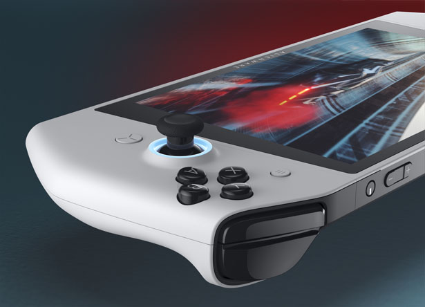 Alienware Concept UFO Handheld Gaming PC