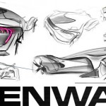 Alienware MK2 Project : A Futuristic Vehicle That Is Grown Rather Than Built