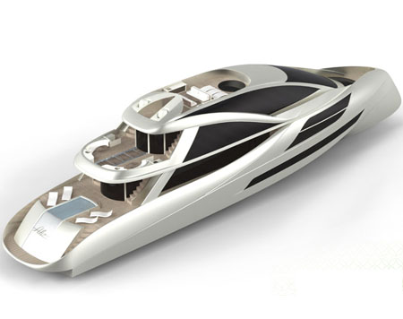 Aliz Yacht Provides Ultimate Luxury With Various Unique Features